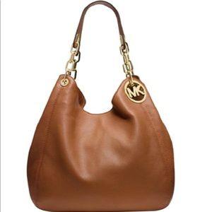 Michael Kors Fulton tote/ shoulder bag